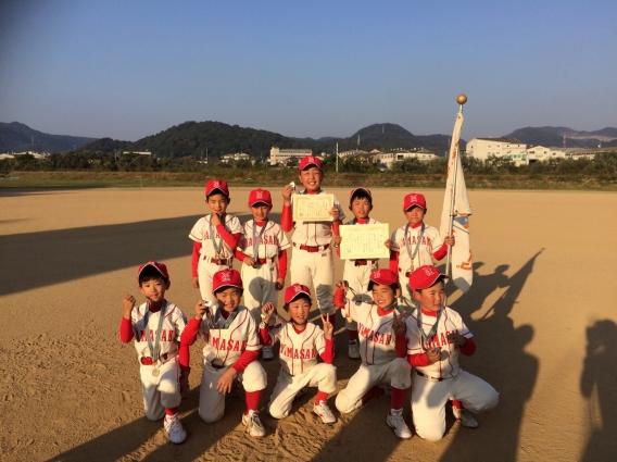 第11回姫路市長杯争奪リトルリーグ野球 マイナー大会